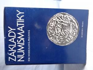 náhled knihy - Základy numismatiky