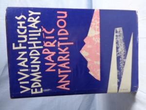 náhled knihy - Napříč Antarktidou