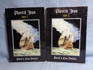 náhled knihy - Plavčík Jean část 1. a 2.
