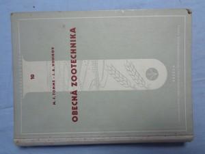 náhled knihy - Obecná zootechnika