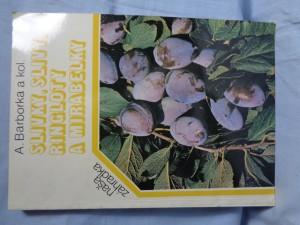 náhled knihy - Slivky, slivy, ringloty a mirabelky
