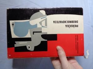 náhled knihy - Príručka drobnochovateľa: Chov hrabavej a vodnej hydiny, králikov, holubov, kožušinových zvierat, ušľachtilej kozy, oviec