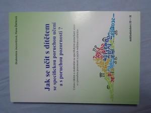 náhled knihy - Jak se učit s dítětem se specifickou poruchou učení a s poruchou pozornosti?