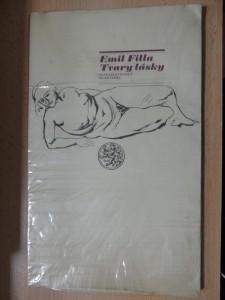 náhled knihy - Něžnou rukou : Z tvorby slovenských výtvarníčok