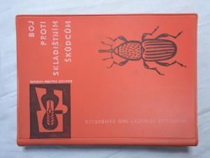 náhled knihy - Boj proti skladištním škůdcům