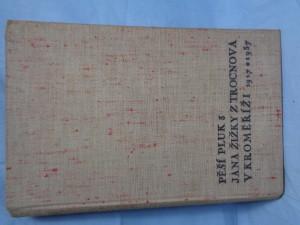 náhled knihy - Vzpomínáme. Pěší Pluk 3 Jana Žižky z trocnova v Kroměříží 1917-1937