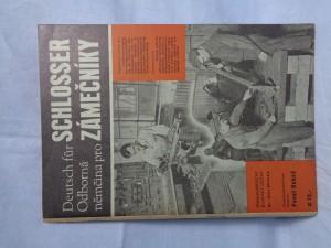 náhled knihy - Odborná němčina pro Zámečníky