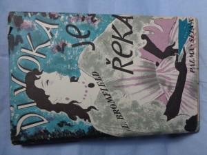 náhled knihy - Divoká je řeka