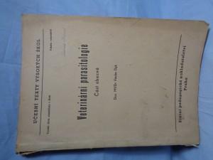náhled knihy - Veterinární Parasitologie