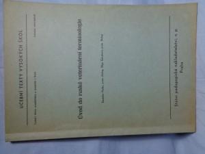 náhled knihy - Úvod do ruské veterinární terminologie