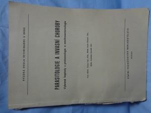 náhled knihy - Parasitologie a Invasní choroby