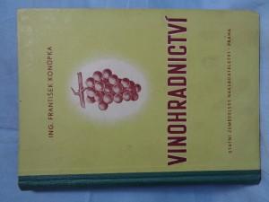 náhled knihy - Vinohradnictví