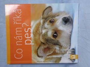 náhled knihy - Co nám říká pes?