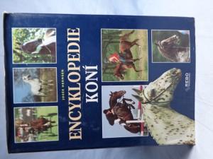 náhled knihy - Encyklopedie koní