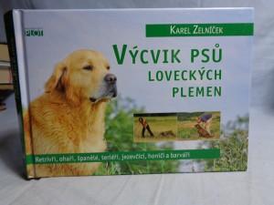 náhled knihy - Výcvik psů loveckých plemen