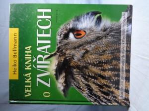 náhled knihy - Velká kniha o zvířatech
