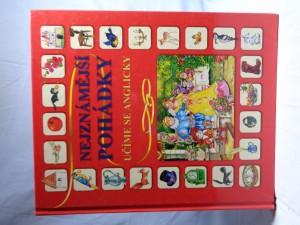 náhled knihy - Nejznámější pohádky: učíme se anglicky