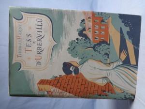 náhled knihy - Tess z d'Urbervillů : čistá žena