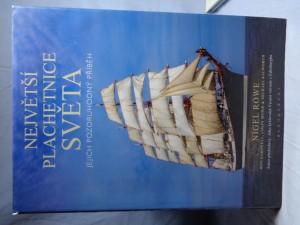 náhled knihy - Největší plachetnice světa: jejich pozoruhodný příběh