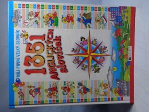 náhled knihy - Obrázková angličtina : můj první velký slovník