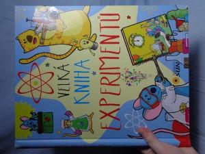 náhled knihy - Velká kniha experimentů