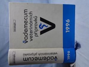 náhled knihy - Vademecum veterinárních přípravků 1996