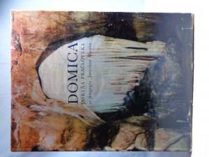 náhled knihy - Domica, jaskyňa pračloveka vo fotografii Jaroslava Macáka