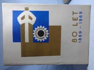 náhled knihy - Královopolská strojírna - 80 let 1889-1969