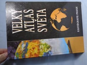 náhled knihy - Velký atlas světa