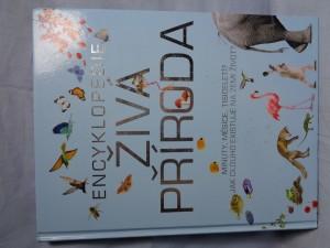 náhled knihy - Živá příroda : encyklopedie : minuty, měsíce, tisíciletí - historie života na zemi
