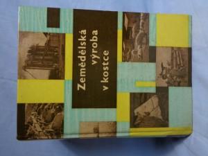 náhled knihy - Zemědělská výroba v kostce