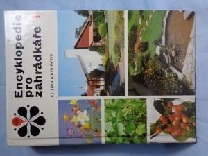 náhled knihy - Encyklopedie pro zahrádkáře 1