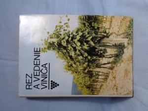 náhled knihy - Rez a vedenie viniča : vysokoškolská príručka