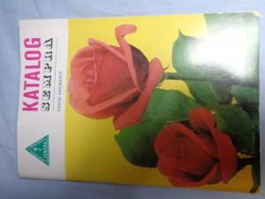 náhled knihy - Katalog růže, okrasné cibuloviny a hlízy