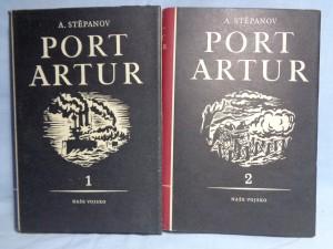 náhled knihy - Port Artur I-II.díl