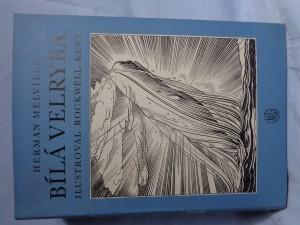 náhled knihy - Bílá velryba