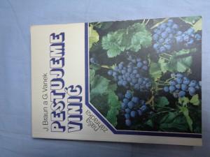 náhled knihy - Pestujeme vinič