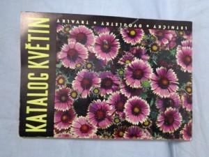náhled knihy - Katalog květin : letničky, dvouletky, trvalky