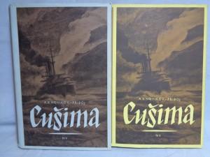 náhled knihy - Cušima. 1. a 2. díl