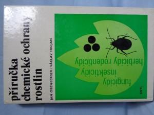 náhled knihy - Příručka chemické ochrany rostlin
