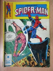 náhled knihy - Záhadný Spider-Man 3 : A podmořská smršť