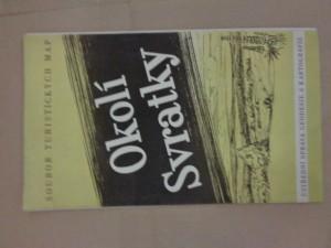 náhled knihy - Okolí Svratky