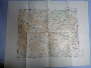 náhled knihy - Podrobné mapy zemí koruny české 41: Smečno-Kladno-Uhnošť