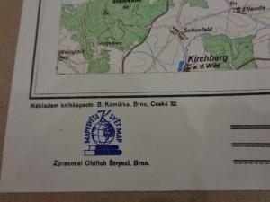 náhled knihy - Komůrkovy turisické mapy: Podyjí
