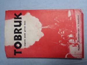 náhled knihy - Tobruk