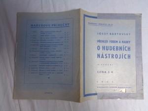 náhled knihy - Přehled forem a nauky o hudebních nástrojích