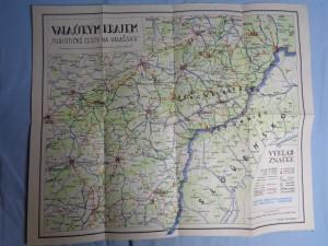 náhled knihy - Valašským krajem - turistické cesty na Valašsku