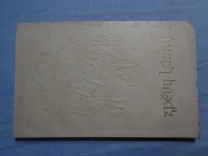 náhled knihy - Zpěvy lásky : výbor z české poesie milostné
