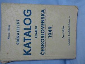 náhled knihy - Sběratelský katalog známek československa