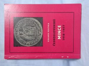 náhled knihy - Československé mince 1918-1977